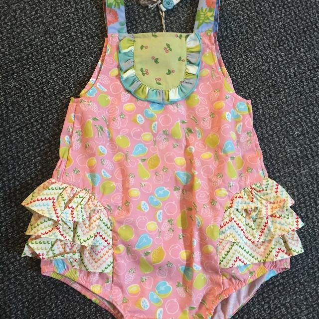 2f3f5d3fc32d Find more Nwt Cute Matilda Jane Romper! 18m for sale at up to 90% off
