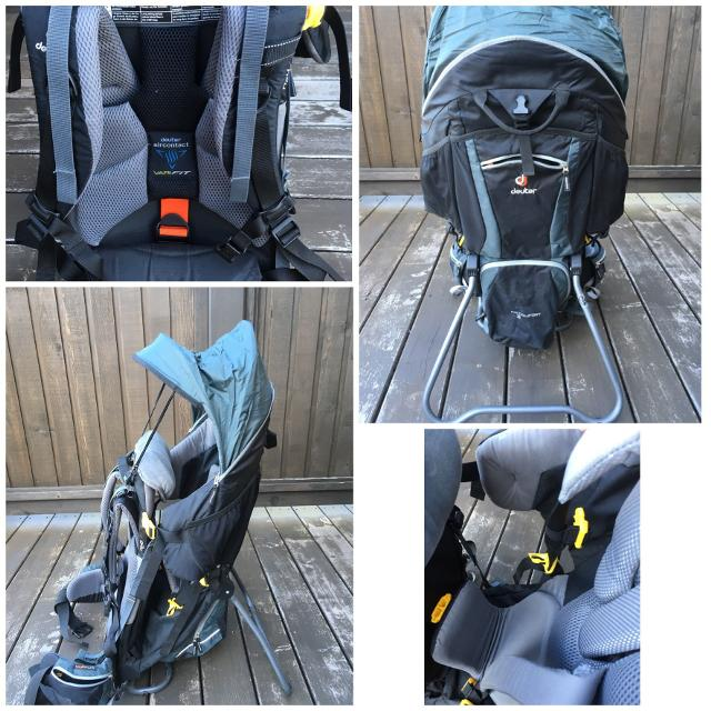 e2eb4596820 Find more Deuter Kid Comfort 3 for sale at up to 90% off