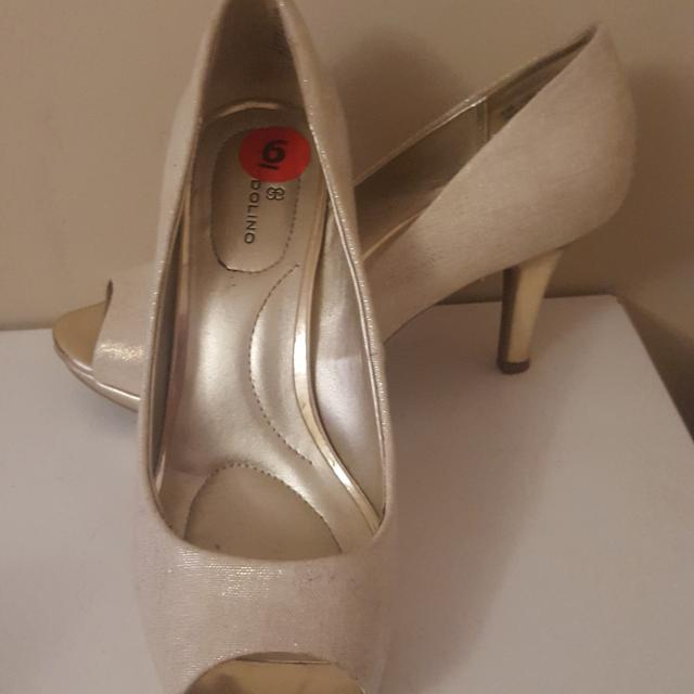 2fb12490f436 Best Bandolino Peep-toe Heels Size 6 for sale in Victoria