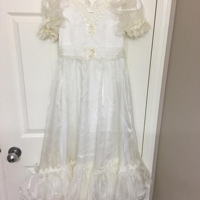 3f9f9fe7b24 Find more Flower Girl first Communion Dress for sale at up to 90% off