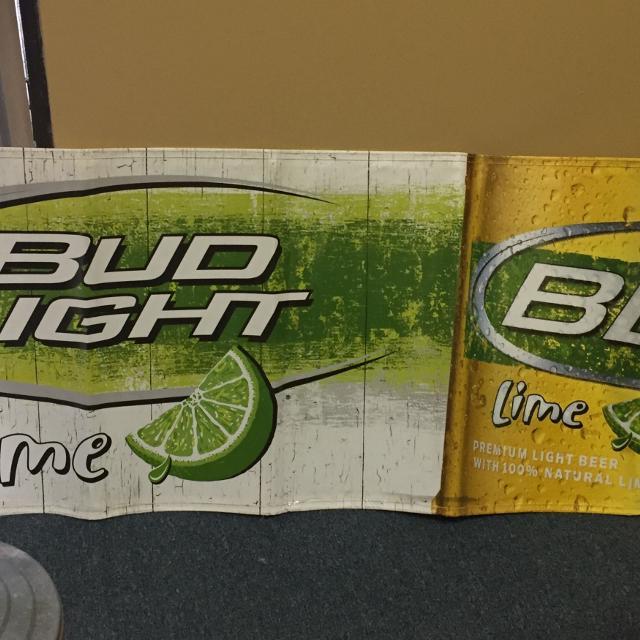 Best bud light lime commercial advertising banner for sale in bud light lime commercial advertising banner aloadofball Images