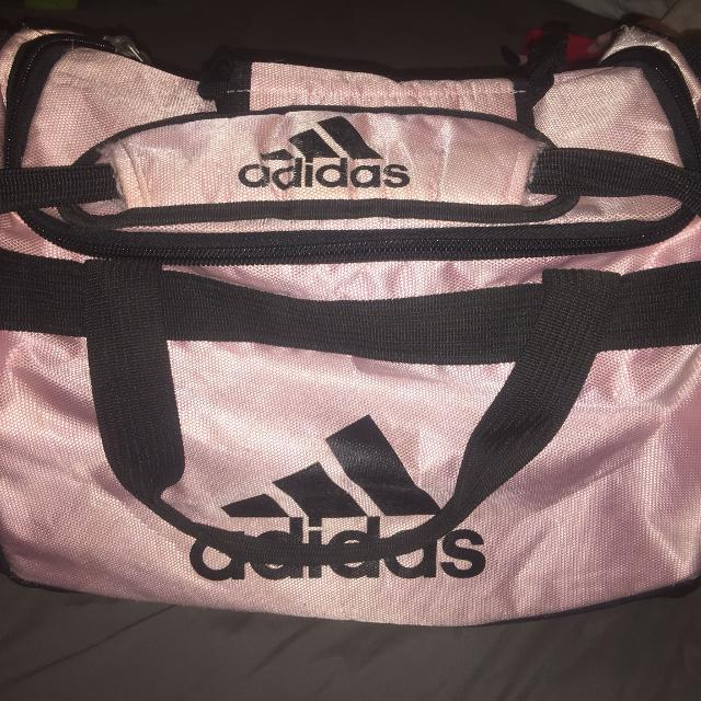 2299d804e5f6 Find more Pink And Black Adidas Duffle Bag for sale at up to 90% off