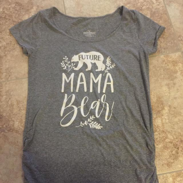 949af361 Best Future Mama Bear Maternity Shortsleeve for sale in Appleton, Wisconsin  for 2019