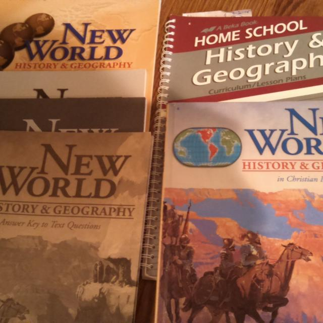 Best abeka new world history grade 6 for sale in hendersonville abeka new world history grade 6 gumiabroncs Image collections