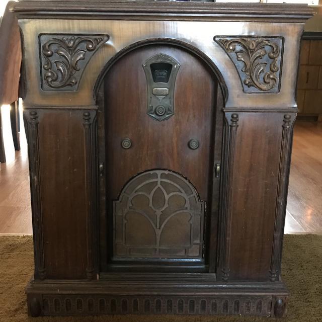 Rogers-Majestic Antique Cabinet Radio - Best Rogers-majestic Antique Cabinet Radio For Sale In Ajax, Ontario