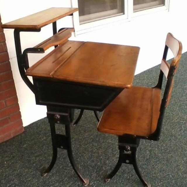 antique school desk - Best Antique School Desk For Sale In Toledo, Ohio For 2018