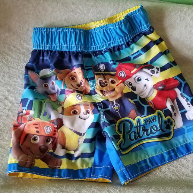 2839ebf19731c Find more Paw Patrol Swim Trunks Size 3t for sale at up to 90% off