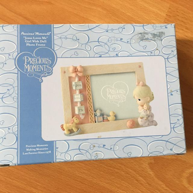 Find More Bnwb Precious Moment Picture Frame For Sale At Up To 90 Off