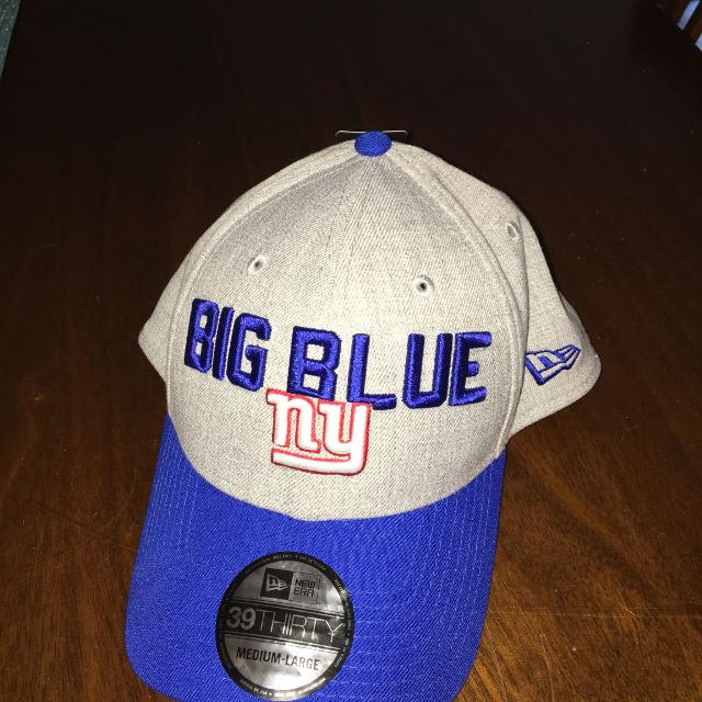 Find more Big Blue New York Giants 2018 Draft Day Hat for sale at up ... 2026d3f43eb