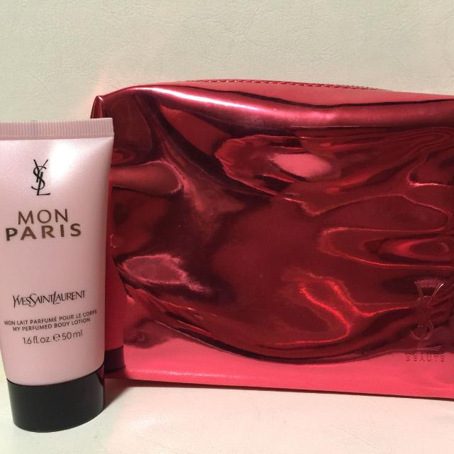 Yvessaintlaurentbags 640 5 Ysl Makeup Bag Mugeek