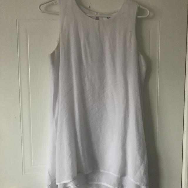 cd20990b33a Best White Flowy Top! for sale in Clarington