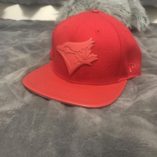 "7fbd4931728 Find more Red (blue Jays) Hat ""snapback"" for sale at up to 90% off"