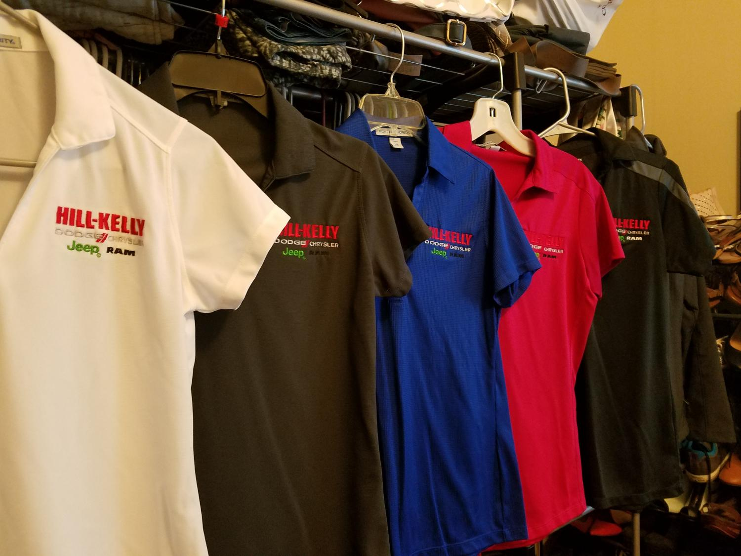Best Euc Hill Kelly Dodge Shirts And Jacket For Sale In Pensacola
