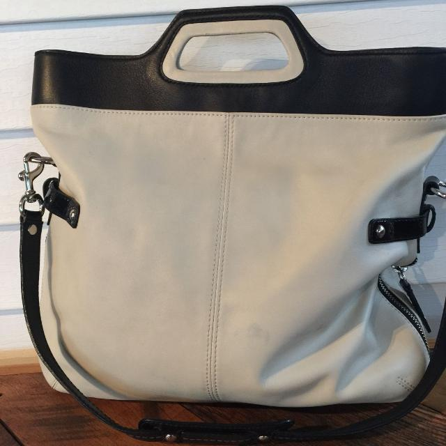 15835d67ff74 Find more Coach Bonnie Fold Over Convertible Purse for sale at up to ...