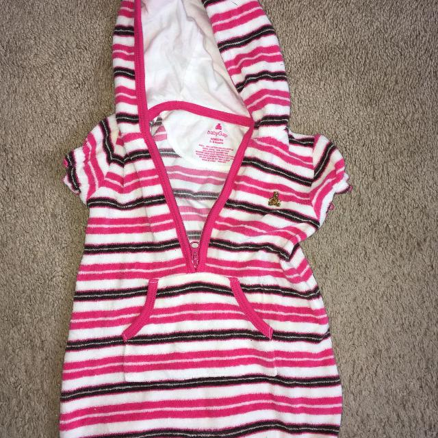 391b38b27e2eb Best Baby Gap 3-6 Months Swimsuit Cover Up for sale in Maple Valley ...