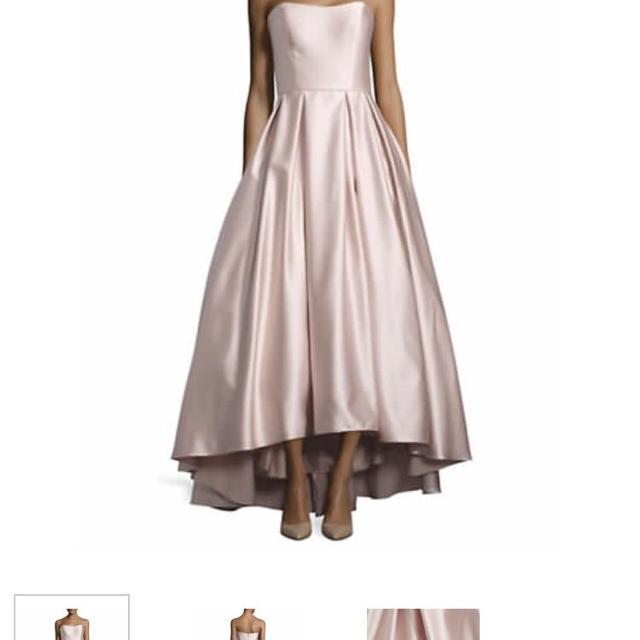 Best Betsey Adam Formal Dress Size 8 Blush Pink For Sale In
