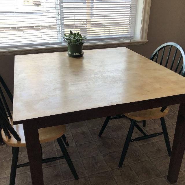 Best Sturdy Wood Table For Sale In Victoria British Columbia 2018