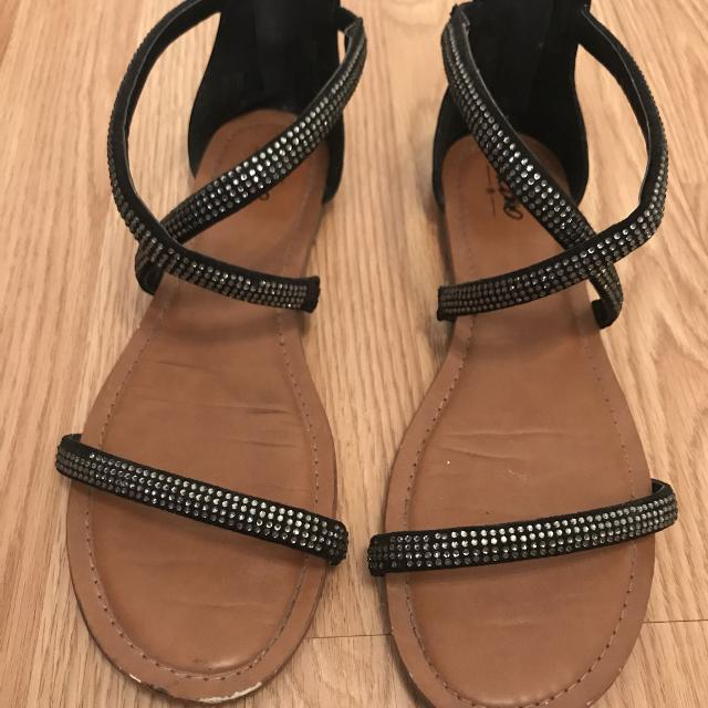 5e596b6851a5 Find more Studded Mossimo Sandals for sale at up to 90% off