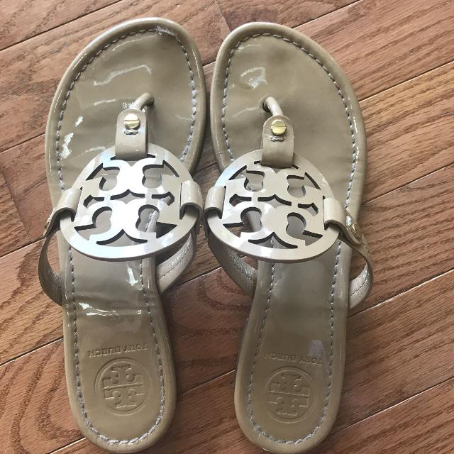 1aa0139b26ed Find more Tory Burch Miller Sandals!!!  price Reduced  for sale at ...
