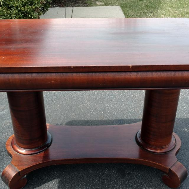 Antique Library Desk - Best Antique Library Desk For Sale In Dekalb County, Illinois For 2018