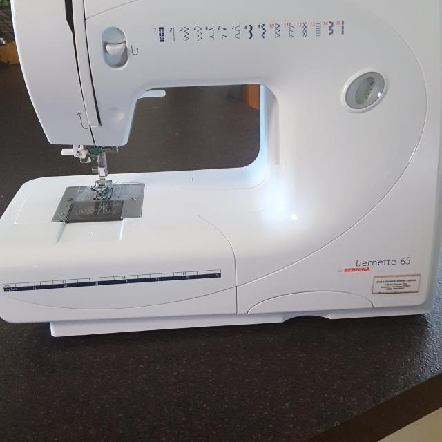 Best Bernina Bernette 40 Sewing Machine For Sale In New Braunfels Extraordinary Bernette Sewing Machines For Sale