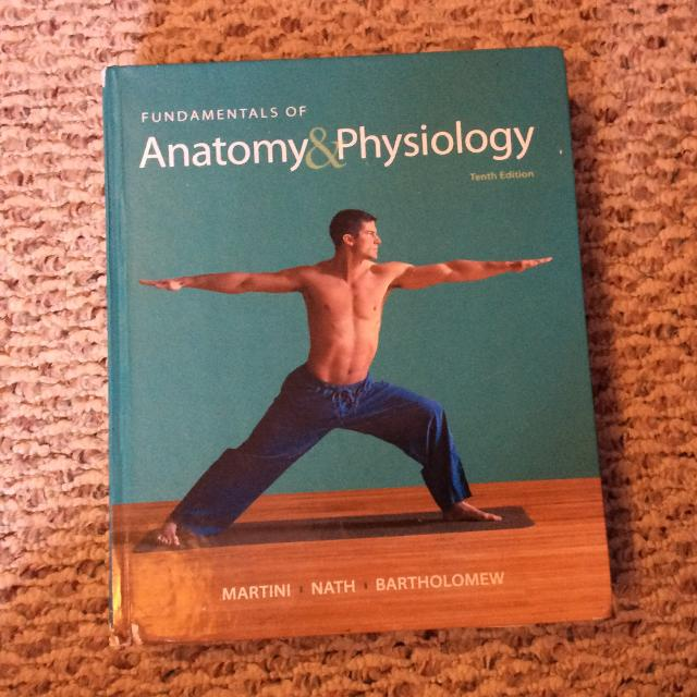 Best Anatomy & Physiology Tenth Edition Textbook for sale in ...