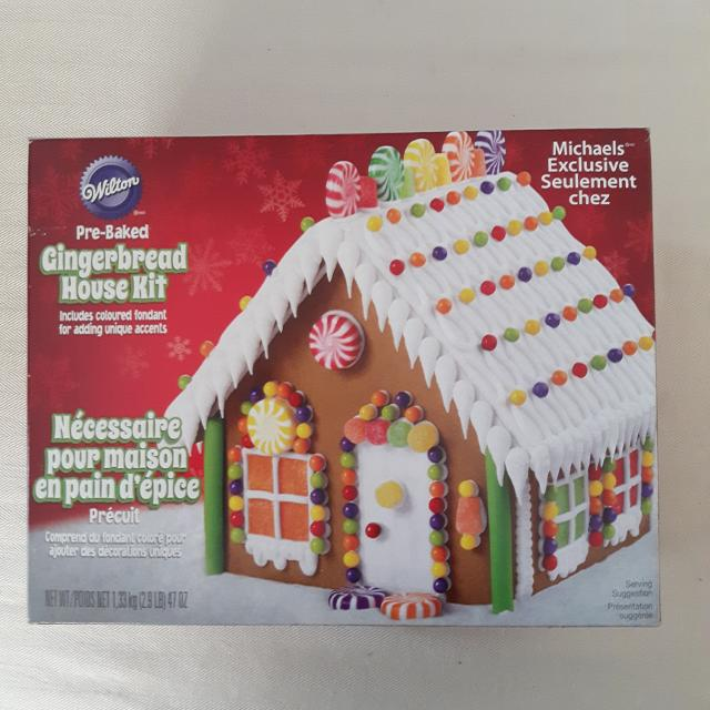 Find More Pre Baked Gingerbread House Kit For Sale At Up To 90 Off