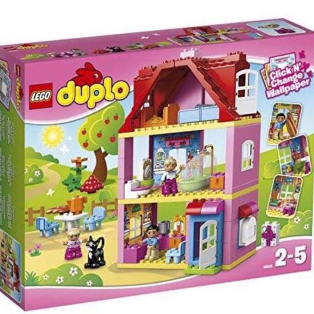 Hard to find (discontinued) Lego Duplo Family House #10505