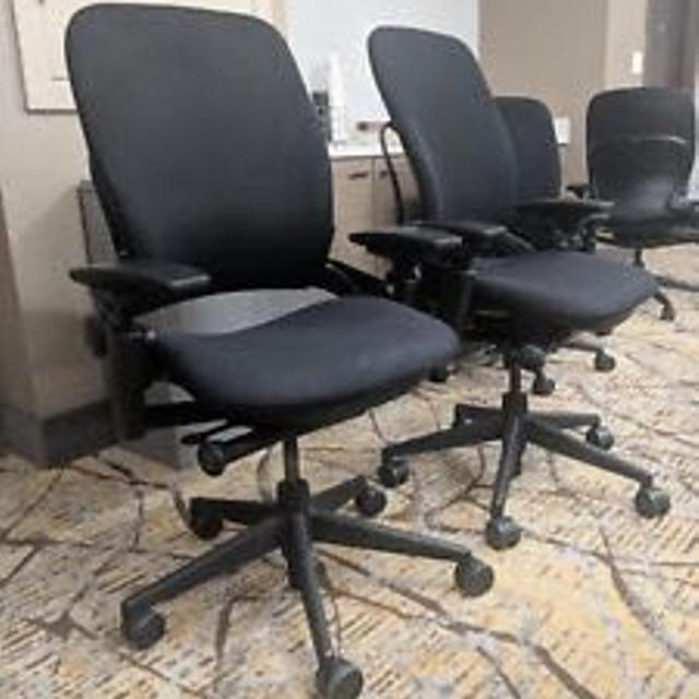 Steelcase Leap V2 High End Office Chairs