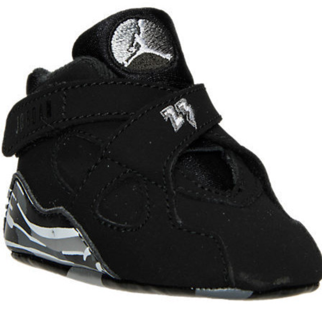 554f0d1ee7a0 Best Nike Infant Air Jordan Retro 8 Crib Shoe for sale in Richmond Hill