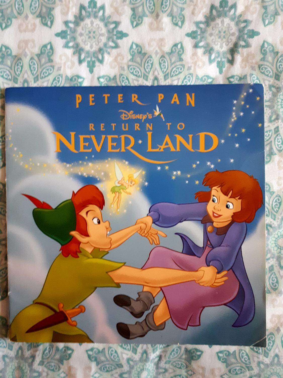 Find More Disney S Peter Pan Book For Sale At Up To 90