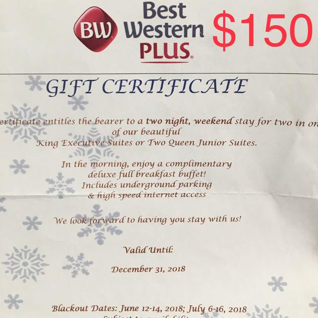 Find More Hotel Gift Certificate For Sale At Up To 90 Off
