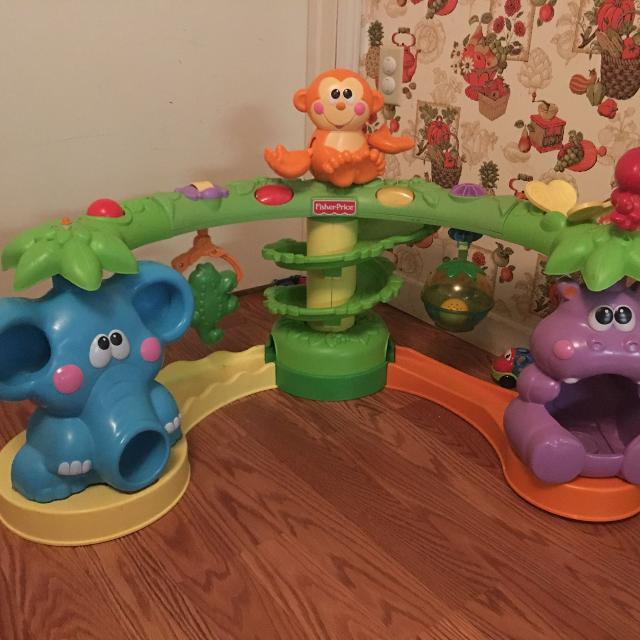 Find more $40 Today Only Fisher Price Musical Jungle Toy for sale at ...