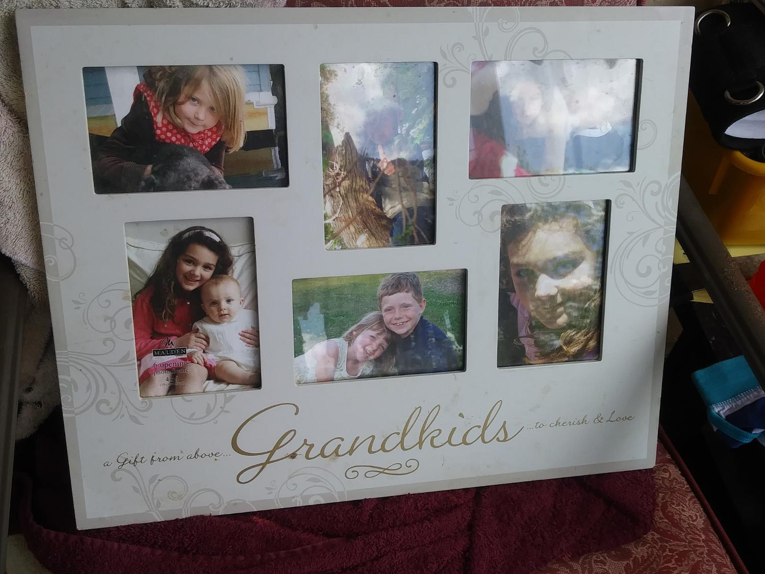 Best Grandkids Picture Frame for sale in Thomaston, Georgia for 2018