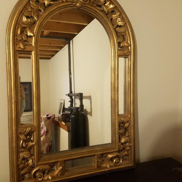 f809cc1d2 Best Antique Gold Mirror for sale