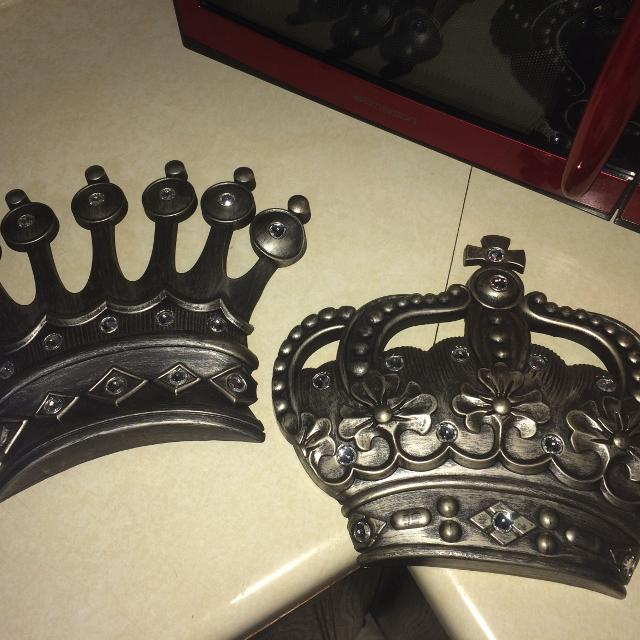 Find More Wall Decor King Queen Crown