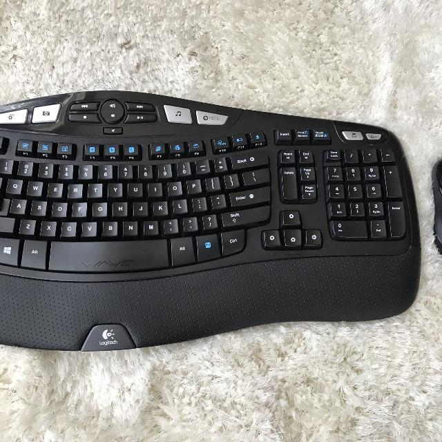d16b0998bfd Best Logitech Wireless Wave Combo Mk550 for sale in Markham, Ontario for  2019