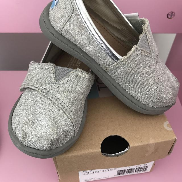 8137396308d Best Tiny Toms Size 5 Glitter Shoes for sale in North York