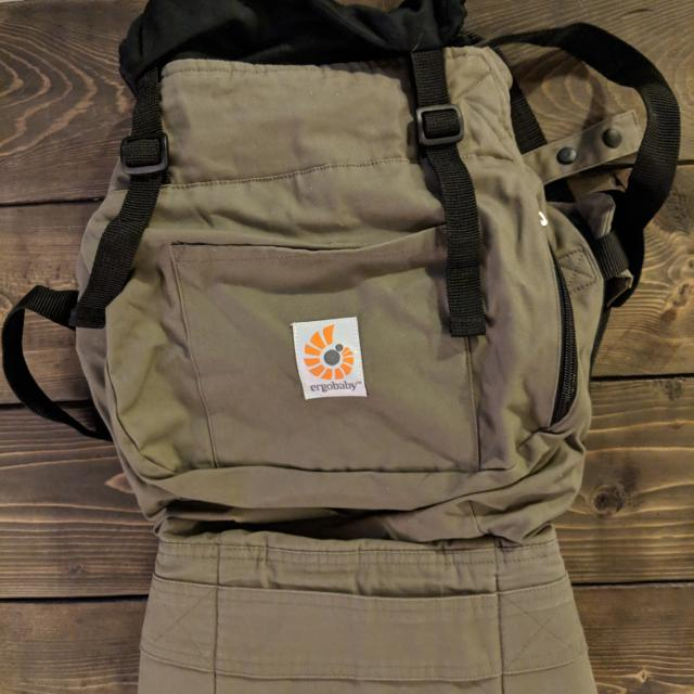 50a3f0c68a2 Find more Ergobaby Original Carrier Khaki Color for sale at up to 90 ...