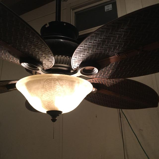 Find more hunters ceiling fan for sale at up to 90 off hunters ceiling fan aloadofball Image collections