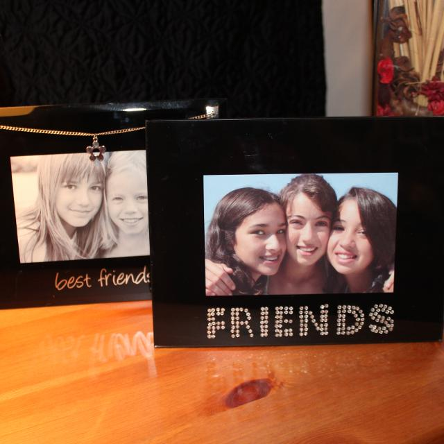 Best New 4 X 6 Glass Photo Frames Says Best Friends