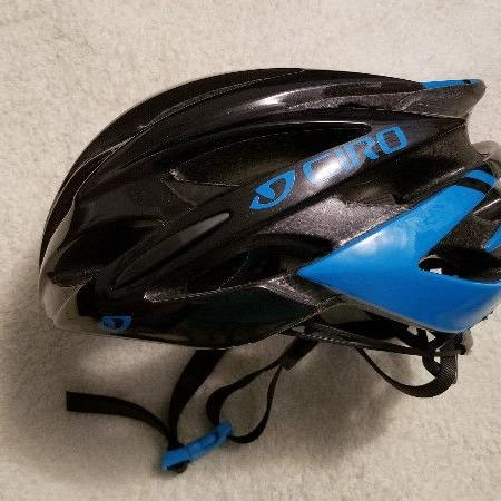 NEVER USED Giro Savant Bicycle Helmet for sale  Canada