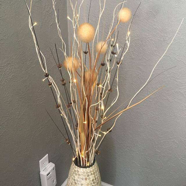 Best Tall Lighted Vase Decor For Sale In Morton Illinois For 2018