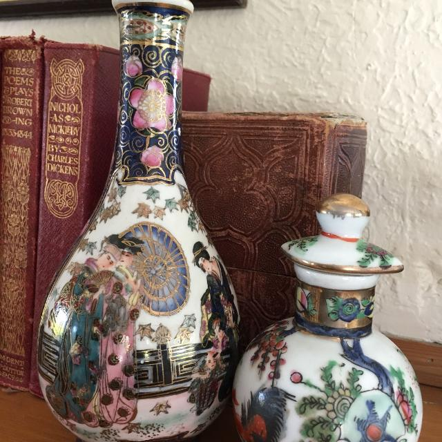 Find More Antique Japanese China Vases For Sale At Up To 90 Off
