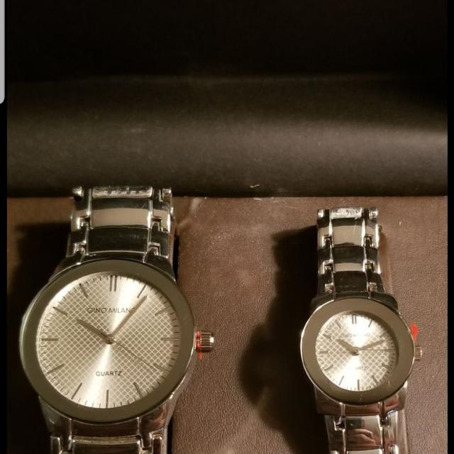 His And Hers Watch Sets >> 19 Gino Milano His And Her Watch Set