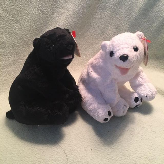 Best Cinders And Aurora Beanie Babies for sale in Regina ... f42f4e89553