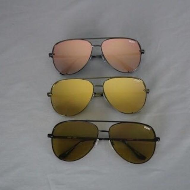 69f9384d57 Best Quay Australia X Desi Perkins High Key   Sahara Aviator Style  Sunglasses for sale in North York