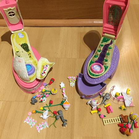 Used, Vintage Bluebird Shoe Fairies Playsets for sale  Canada