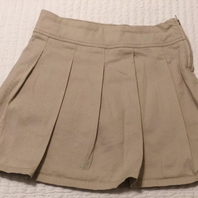 7d88b71d1b Best Khaki Skirt Size 8 . Perfect For A Girls Scout Uniform. for sale in  Germantown, Tennessee for 2019
