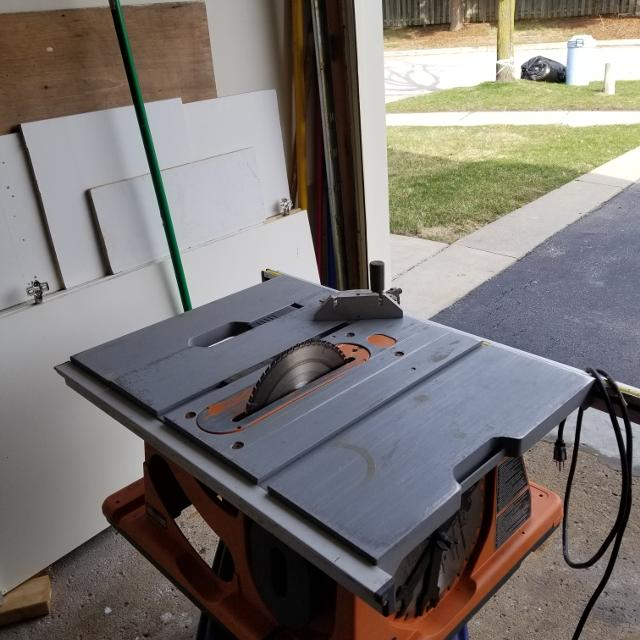 Best Ridgid Table Saw Ts2400 1 For In Richmond Hill Ontario 2019